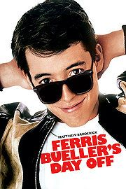 Life is too short, if you don't look around once in a while you might miss it. Ferris Bueller is one of the best coming-of-age comedies I've ever seen.