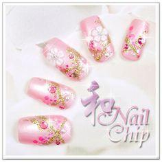 Japanese-style nails