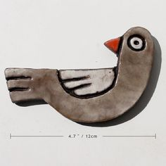 ceramic bird for garden