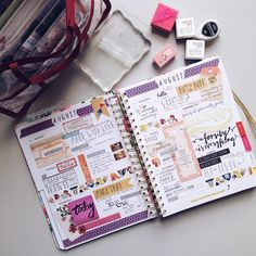 mypaperprojects: planner inspiration