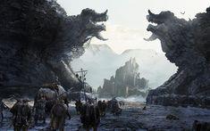 Image result for viking concept art