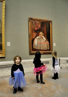 Galería: Niños en el museo | Fotogalería | El Viajero | EL PAÍS
