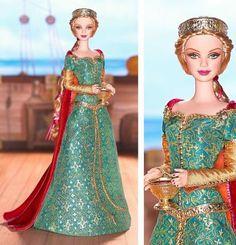 medieval Barbie