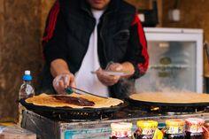 Веган палачинки #vegan #pancakes #market #sofia Vegan Pancakes, Griddle Pan, Grill Pan