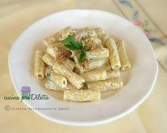 Pasta con noci e panna, ricetta - cucina preDiletta