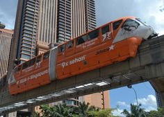 KL Monorail Car