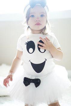 Ghost Costume, Ghost Costume Girl, Little Girl Ghost Costume, Ghost Tutu Outfit, Ghost Costume Toddl Toddler Ghost Costume, Ghost Halloween Costume, Ghost Costumes, Cute Costumes, Family Costumes, Halloween Outfits, Girl Costumes, Halloween 2020, Halloween Birthday