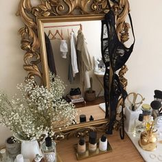 """8,362 Likes, 53 Comments - Christie Tyler (@nycbambi) on Instagram: """"You can read all about my obsession with this mirror on nycbambi.com ✨ so happy...also I don't know…"""""""