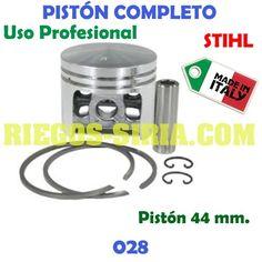 Pistón PROFESIONAL Motosierra STIHL 028
