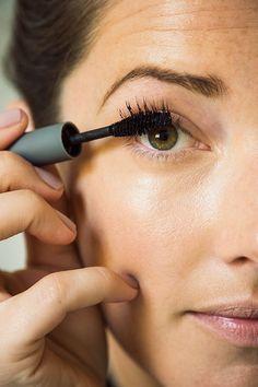 post-workout makeup tutorial | stowaway cosmetics | via ann street studio