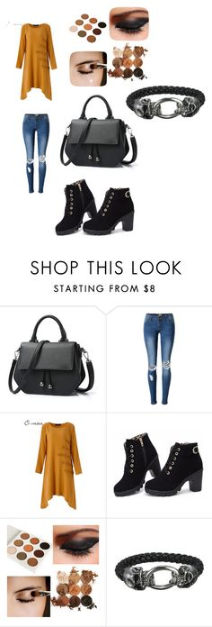 """""""Newchic"""" by senny-89 ❤ liked on Polyvore featuring plus size dresses"""