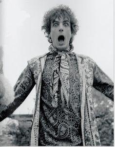 A Dandy In Aspic: Syd Barrett - 1960's Peacock Style Icon