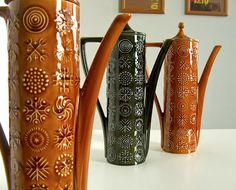 Portmeirion Totem designed by Susan Williams-Ellis,1960s