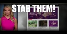 Liberal Website Calls on People to STAB Trump Supporters – TruthFeed