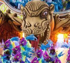 Les plus beaux carnavals du monde Tenerife, Portugal, Lion Sculpture, Fair Grounds, Statue, Blog, Art, Rio De Janeiro, Quebec Winter Carnival