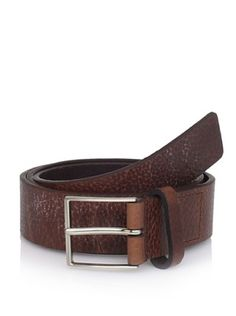 Michael Kors Men's Tumbled Belt