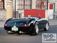 1955 Austin Healey 100 4 Taillights