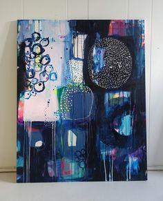 Painting by Mette Lindberg www.mettesmaleri.dk #NoelitoFlow please repin & like ,https://www.twitter,com/noelitoflow♥•♥•♥
