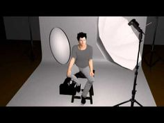 Using a Reflector for Fill Light
