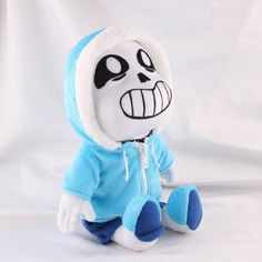 Undertale Sans Plush Toy For Kids Christmas Gifts