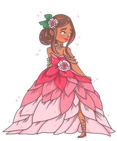 Rosy by Juleebean.deviantart.com on @DeviantArt