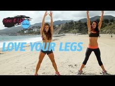 Love Your Legs Workout | Tone It Up Tuesdays - fitness video  http://www.livestrong.com/original-videos/wvP5YYRkd6U-tone-it-up-workouts-love-your-legs-workout/