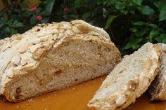 Meu pão com o famoso fermento da Mari Hirata