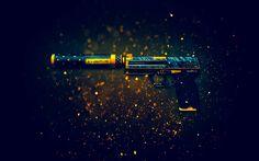 Vídeo Game Counter-Strike: Global Offensive  Glock-18 Papel de Parede