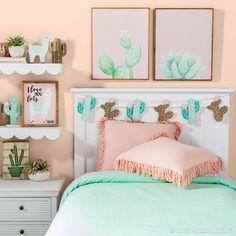158ac43d7 Hobby Lobby Bedroom, Hobby Lobby Decor, Llama Decor, Brick Ranch, Cactus  Decor