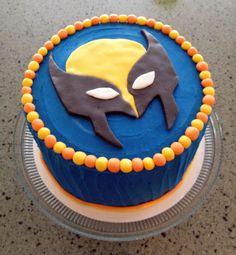1000 Ideas About Wolverine Cake On Pinterest Thor Cake