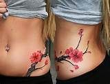 Tummy Tuck Tattoos Designs (3)