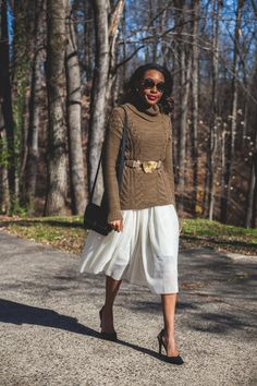 Christmas Audrey | Live Love and Read | tulle skirt outfits, how to wear a tulle skirt, tulle skirt styling