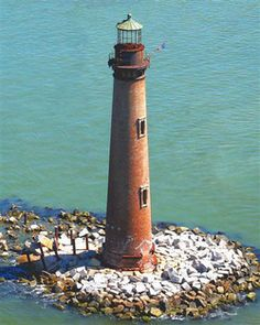 Sand Island Lighthouse, Alabama