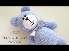 SIMPLE crochet teddy bear tutorial part 1 / beginner friendly Hey everyone. In this tutorial I'm going to show you how to make teddy bear. This is SIMPLE croch Baby Booties Knitting Pattern, Crochet Teddy Bear Pattern, Crochet Bear, Crochet Patterns Amigurumi, Easy Crochet, Crochet Doll Clothes, Crochet Dolls, Felt Dolls, Rag Dolls