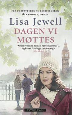 Dagen vi møttes | Lisa Jewell | ARK 149,- Asana, New York Times, My Books, Lisa, Crochet Hats, London, Movie Posters, Hercules, Knitting Hats