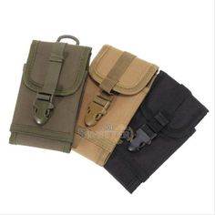 Men-outdoor-1000D-phone-Molle-pouch-Bag-Hook-Loop-Belt-Pouch-Holster-Cover-Case