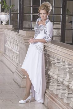 Beautiful Dresses, High Low, Modern, Fashion, Moda, Cute Dresses, Trendy Tree, Beautiful Gowns, Fashion Styles