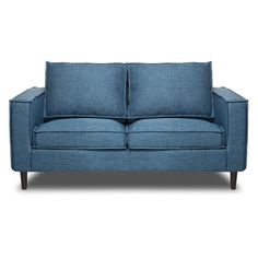 Dwell Home Sofa 2 Go Parlour Loveseat | from hayneedle.com