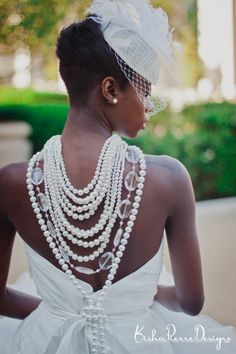 Styled Bridal Shoot- Natural Hair Bride