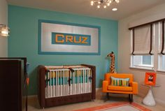 Take a look at our cute orange kids rooms. Take an additional 10% with coupon Pin60 at www.CreativeBabyBedding.com