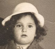 Elisabeth da Costa da Focen murdered in Auschwitz on Sept. 17, 1942 at age 20 months