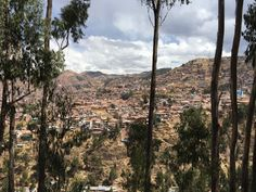 Von Alaska nach Feuerland...: In Cusco hat mich der Inca flach gelegt.