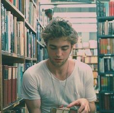 robert pattison.