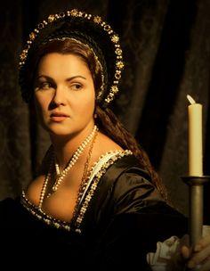 metropolitan opera | ... Netrebko as Anna Bolena (Photo: Brigitte Lacombe/Metropolitan Opera