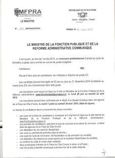 Ministre Bacongo Mfpra Fonction Publique Reforme Et Public