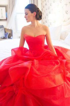 fe4290b8d4d8 5 idee alternative al classico abito da sposa bianco. Ci avevi mai pensato