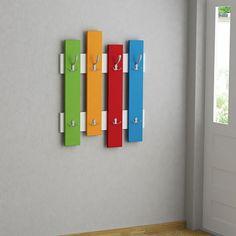 Detayları Göster House Line Wave Askılık - Renkli