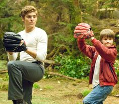 Know this movie? Charlie St. Cloud probably Zac Efrons best work:)