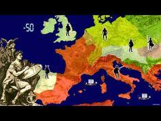 Vidéo 20'27 (français) - Histoire de France - Partie 1/4 - (vous pouvez activer les sous-titres) -  http://www.youtube.com/watch?v=oVU7ybbCcQc