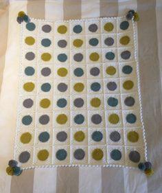 Free Baby Blanket Step-by-Step Tutorial!   LoveCrochet Blog   Bloglovin'